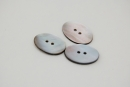 Light Grey Button 19mm
