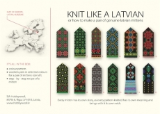 Knit like a Latvian: Wanten