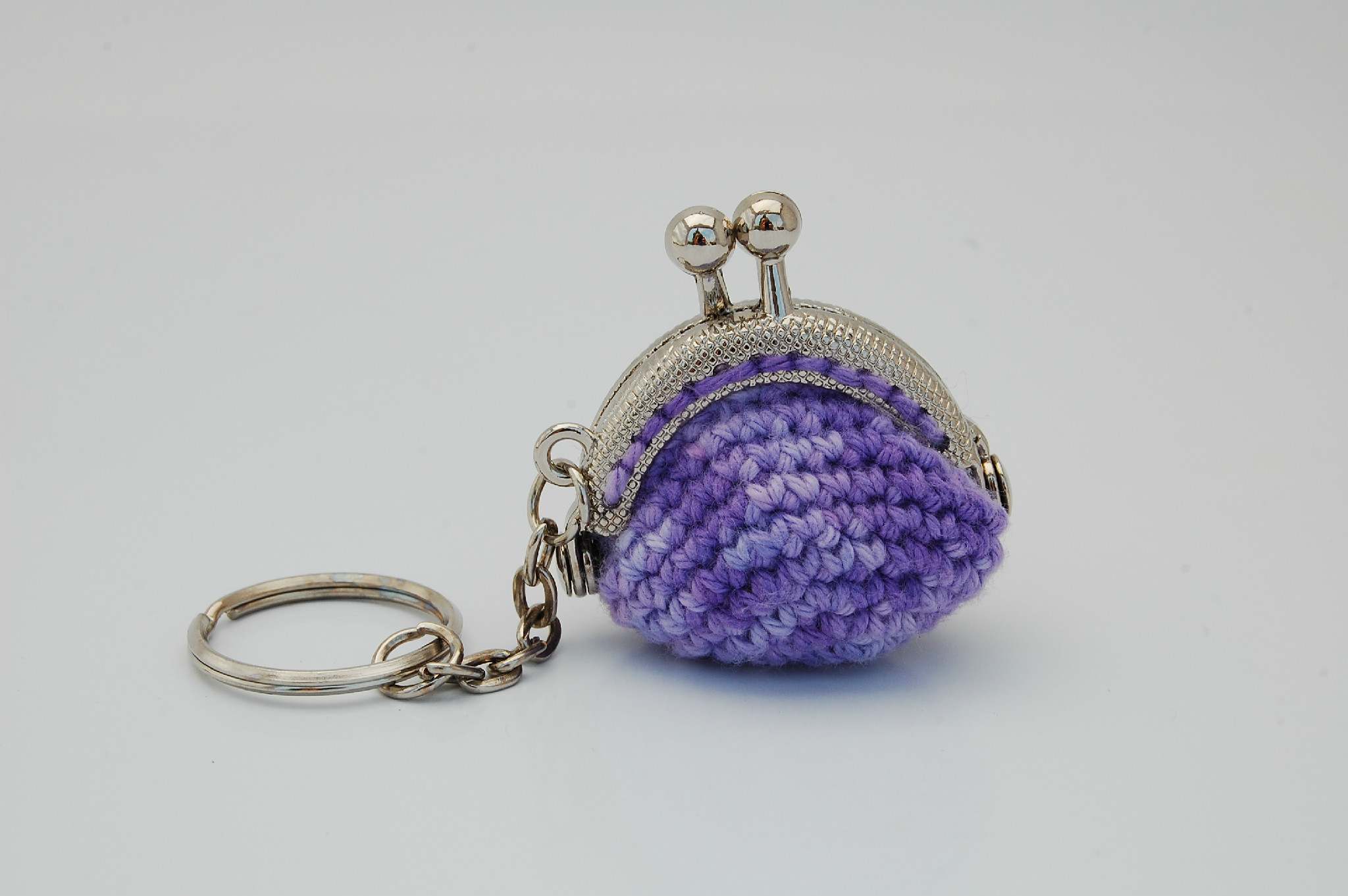 Key Chain Free Crochet Pattern